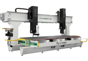 5 Axis Machining Solutions for larger non-ferrous components